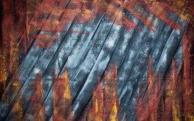 Background – Fire & Steel