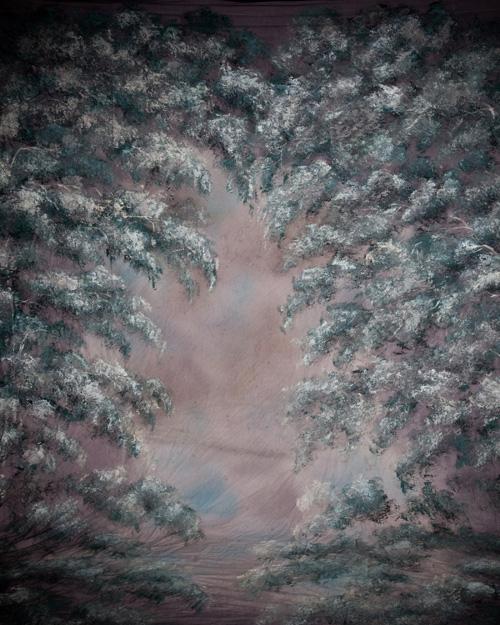 Backdrop – Sacred Forrest
