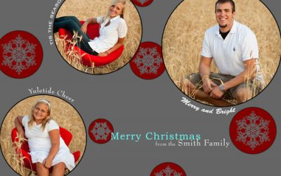 Christmas Card – Yuletide Cheer