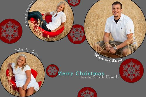 Christmas Card – Yuletide Cheer