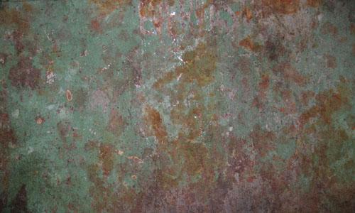 Background – Rusty Green