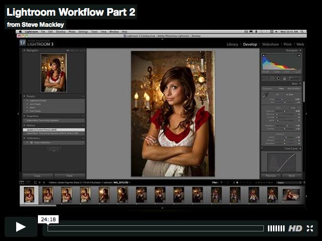 Lightroom – No.3 workflow Part III