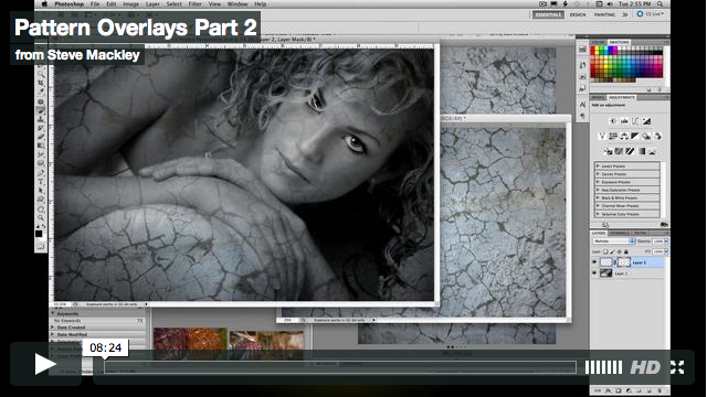 Photoshop – No.31 Overlays Part II