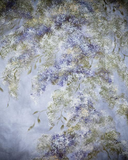 Background – Rain Flower B