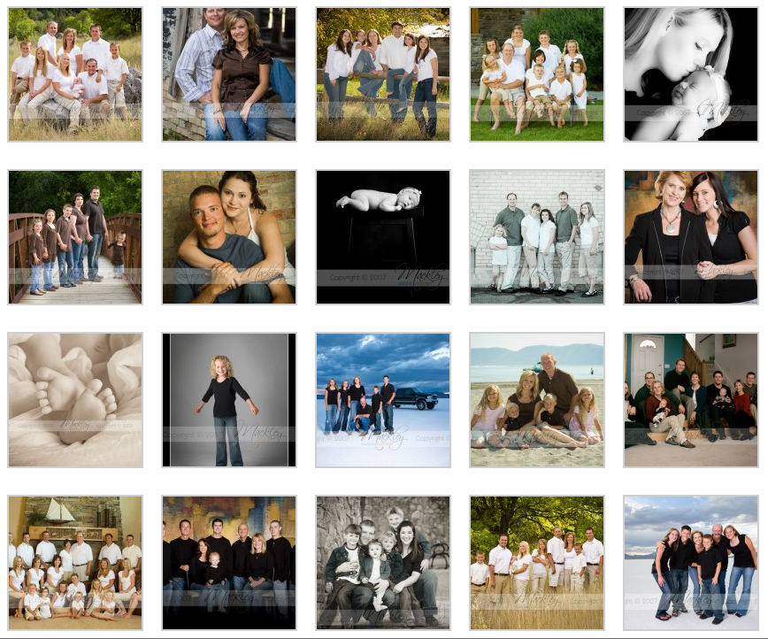 Family Posing Samples Vol 2
