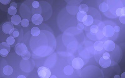 Bokeh – Purple Background & Overlay