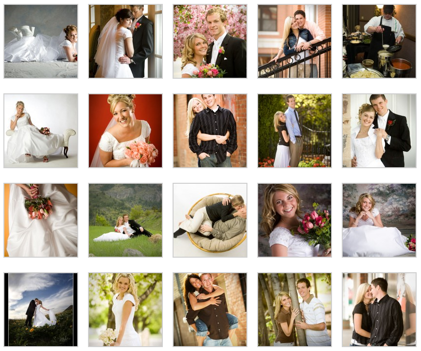 Wedding Posing Samples Vol 2