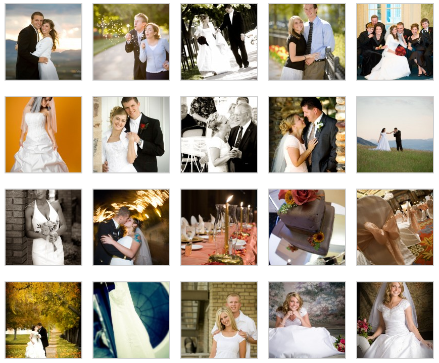 Wedding Posing Samples Vol 3