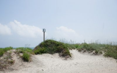 Background – Beach sign 2