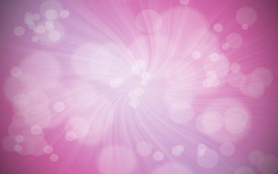 Bokeh – Pink Swirl Background & Overlay