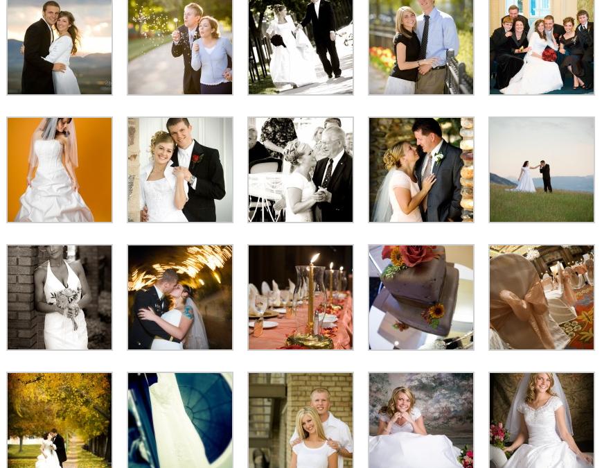Posing Samples Wedding Vol. 3
